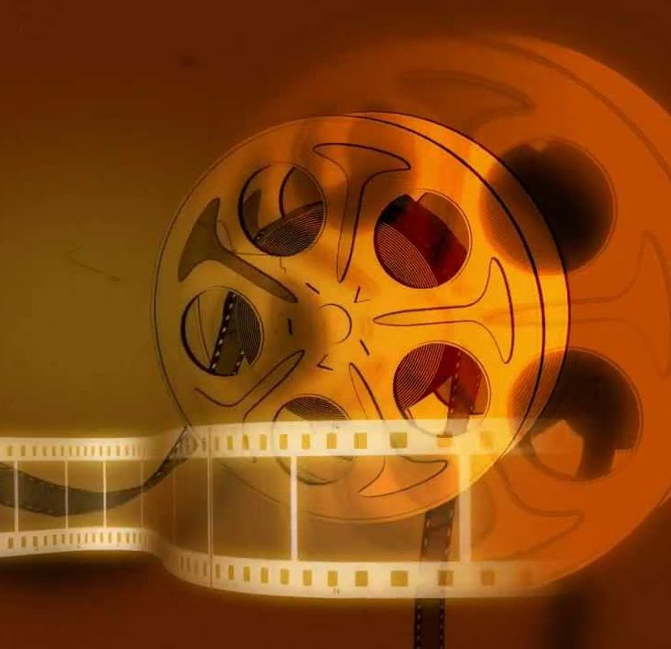 graphic of film reels