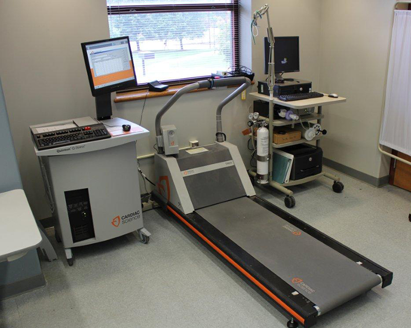 treadmill in Integrative Exercise Physiology Laboratory