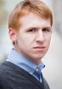 Christopher Swader - headshot Theatre and Dance Alumni