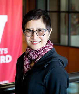Dr. Stacey Lee, University of Wisconsin-Madison